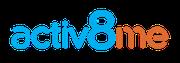 activ8me logo